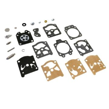 Carburettor Repair Kit, Partner BV24 Blower Part, Diaphragm Gasket Needle  ( FOR WALBRO CARBS ONLY )